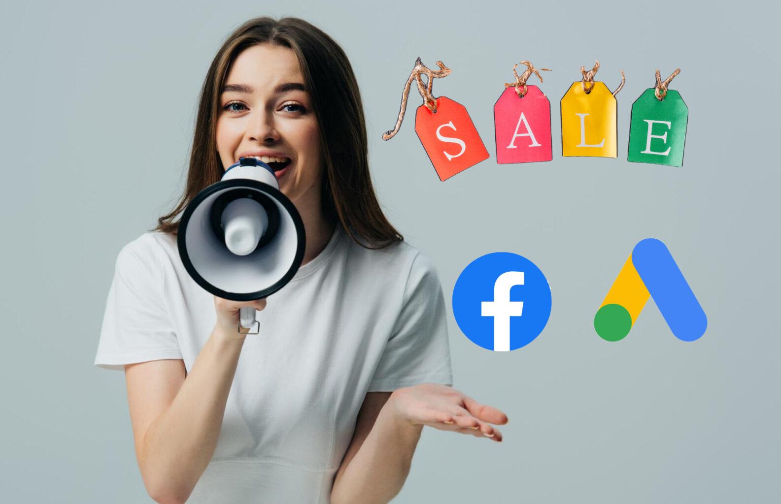 Kupony rabatowe na Facebooku jak je ustawić Rozszerzenie promocji Google Ads poradnik krok po kroku